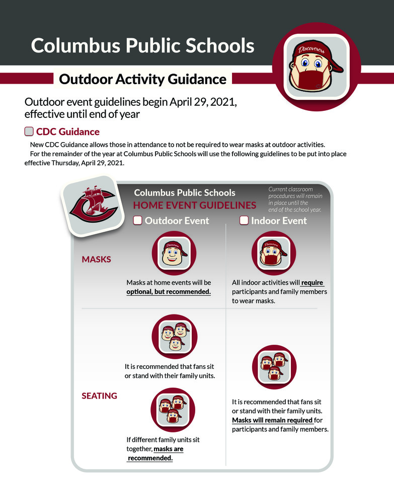 CPS Announces Updated Outdoor Activity Guidance