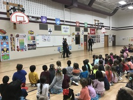 Lost Creek Red Ribbon Week Guest Speakers