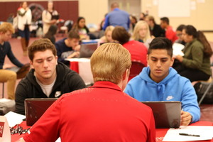 More Than 100 Students Participated In Apply 2 College Day