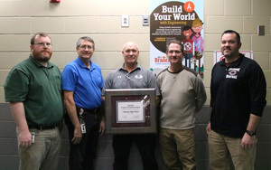 CHS STEM Program Receives Award