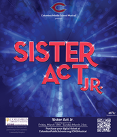 Livestream tickets now available for Sister Act Jr.