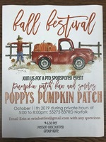 Oct. 11 Fall Festival Family Night