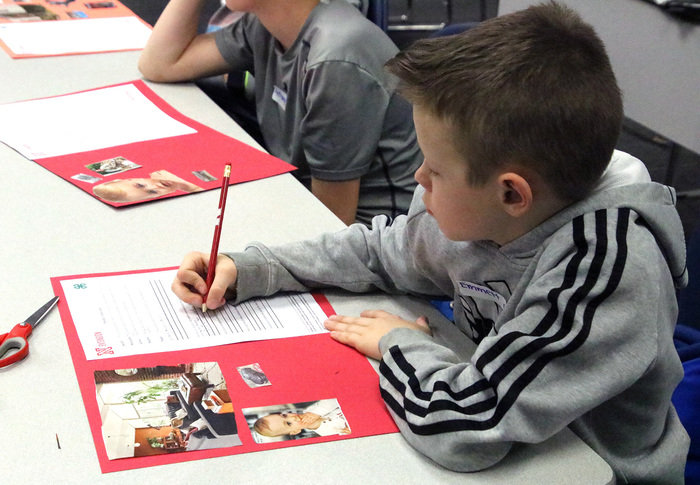 4th graders attend College Week