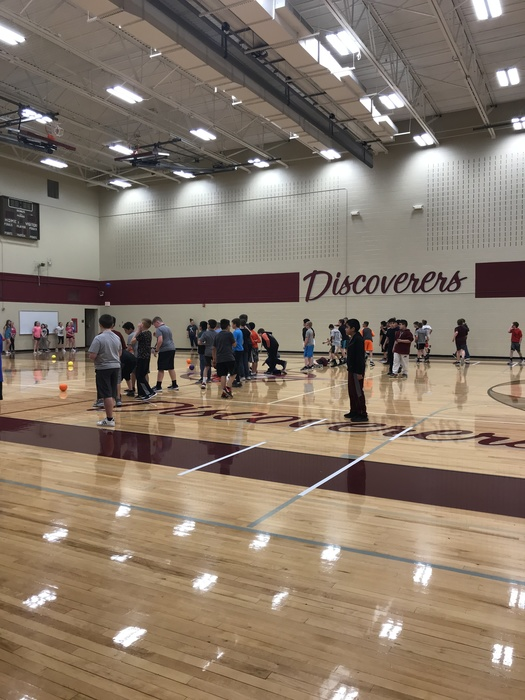 5th grade activity night