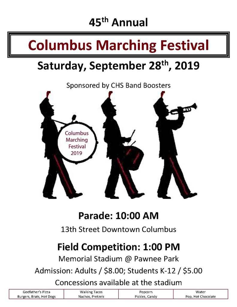 Columbus Marching Festival