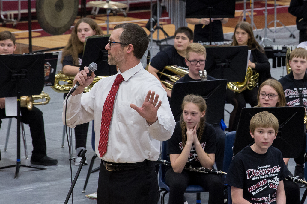 Honor Band Clinician, Dr. Wade Howles