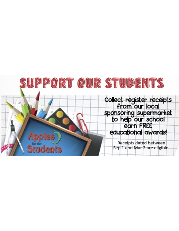 Support Our Students!