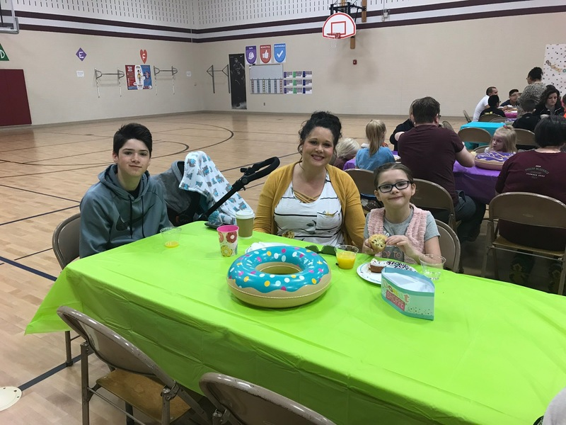 Pastries with Parents Event a Success!